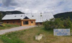 Extension et création d'une salle d'accueil au Chalet du Val de Glaise