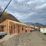 Les échelles de toit pour les dépassées